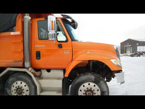 INTERNATIONAL 7500 2002 A VENDRE FOR SALE UNITE # 72157