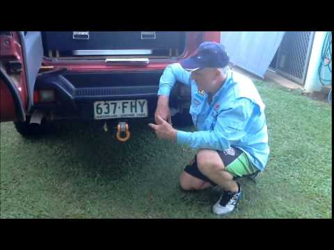 Is your Queensland Registered 4WD Legal?