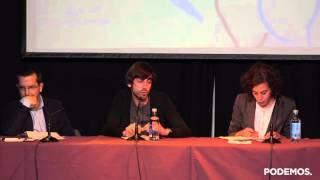 Debate sobre Plurinacionalidad y Patria