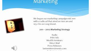 The Lantern Group of Companies.wmv