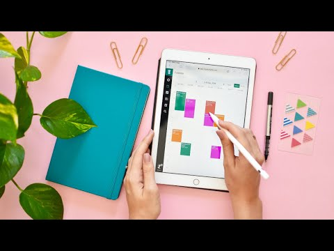 How To Set Up A Planner For College