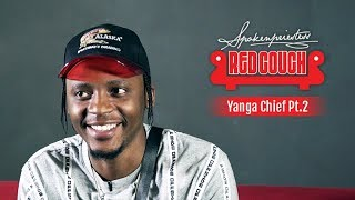 Red Couch (2/2): Yanga Chief On Hip Hop Being Pop Culture, The Flooded Rap Scene & #BecomingAPopStar
