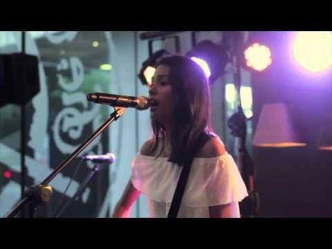 Polly Cabrera - Love Song (The Cure Cover) Live at the Stages Sessions