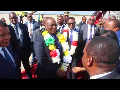 Equatorial Guinea President jets In