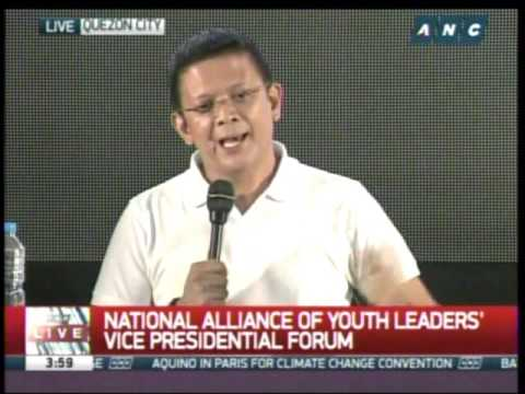 Escudero on why he supported Binay in 2010