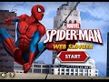 Spiderman web slinger - games for children to play - yourchannelkids