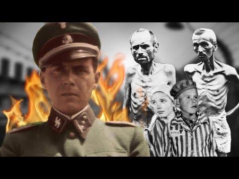 Доктор Смерть - врач из Освенцима. Чудовищные опыта Йозефа Менгеле над узниками концлагеря