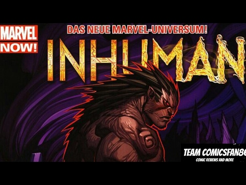 Marvel'S Inhumans Deutsch