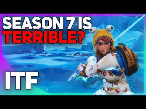 Unpopular Opinions: Is Season 7 TERRIBLE? (Fortnite Battle Royale)