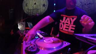 Philly loves J Dilla 2018 with DJ Mike Nyce + Skratch Bastid