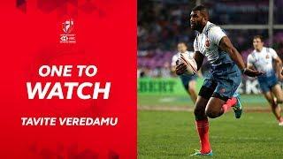 One to watch: Tavite Veredamu thumbnail