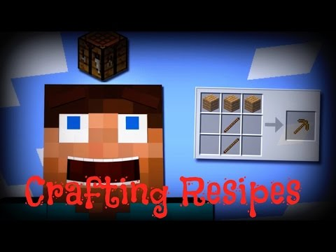 ♪ Crafting Recipes   Minecraft Parody   Lyrics
