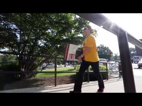 Move-In at East Carolina University
