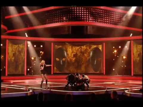 Britney Spears - Womanizer ( X-Factor Preformance Studio Version).wmv