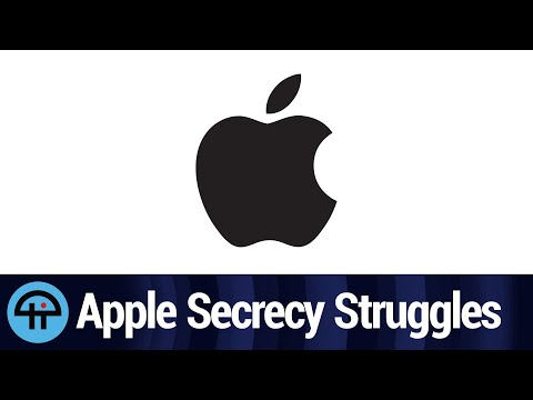 Apple Struggles With Secrecy in a Work-From-Home World