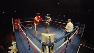 Ultra White Collar Boxing | Scunthorpe | Jake Rutter VS Alex Wass