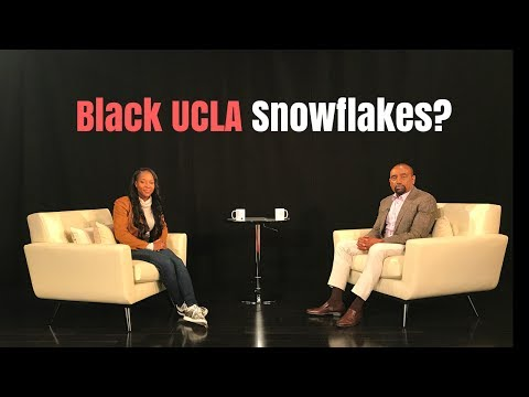 """Black UCLA Snowflakes Afraid of Being Triggered; Demand """"Safe Spaces"""" (Excerpt 3 of 3)"""
