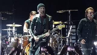 U2 Amsterdam Gloria 2018-10-07 - U2gigs.com