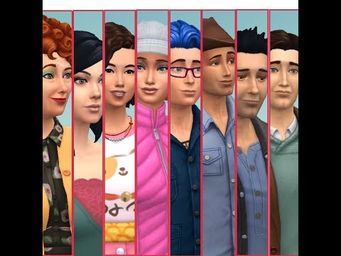 AND THEN THERE WERE NONE ~ Sims 4 Let's Play ~ Create a Sim