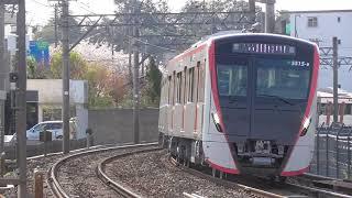 都営5500形 5515編成 京成線にて