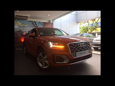 2017 Audi Q2 Startup And Review