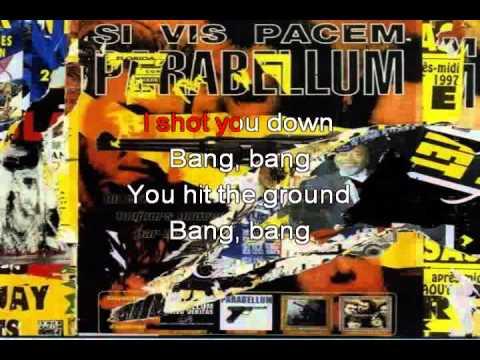 Parabellum-Bang bang karaoké a voie