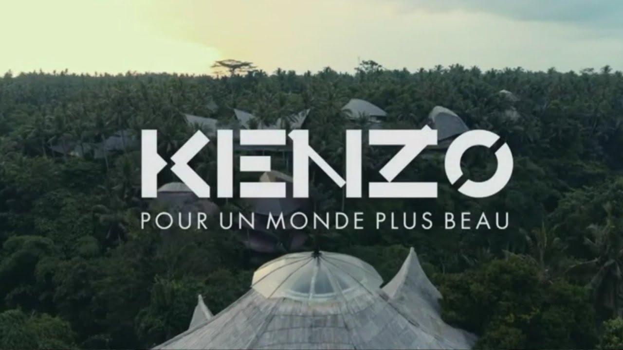 """Musique de la pub Kenzo Homme """"pour un monde plus beau""""  2021"""