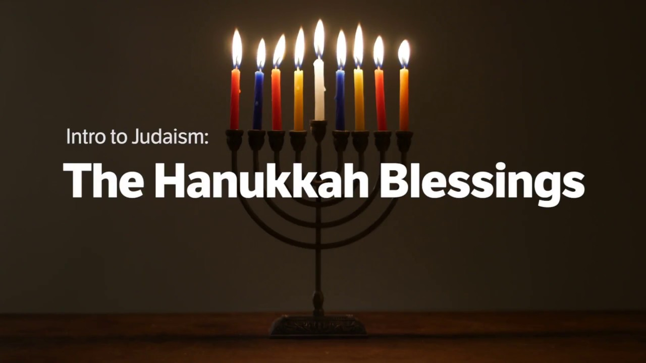 How to Light Hanukkah Candles  sc 1 st  YouTube & How to Light Hanukkah Candles - YouTube azcodes.com