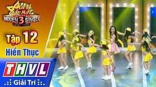 THVL | Ca sĩ giấu mặt 2017- Tập 12[1]: Itsy Bitsy Teenie Weenie Yellow Polka Dot Bikini - Hiền Thục thumbnail