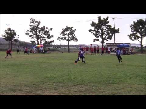San Diego Academy Cavaliers (27) vs. Mesa Grande Academy (8)