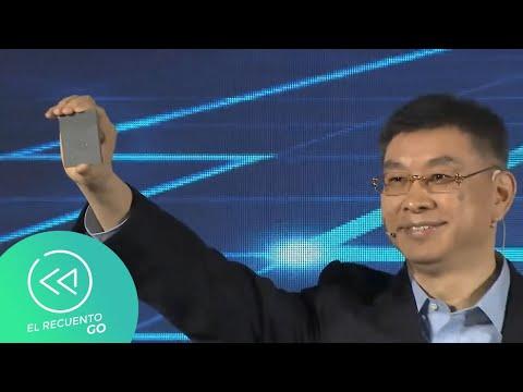 Huawei presenta nuevo MEGA procesador | El Recuento Go