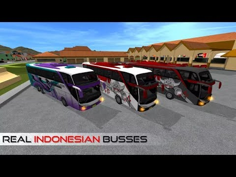 Bus simulator indonesia| first look  android gameplay