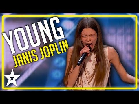Judges Couldnt Believe Her Voice on Americas Got Talent | Kids Got Talent