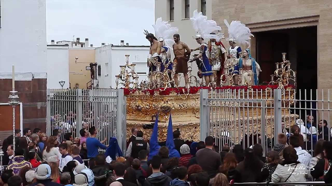Semana santa presentacion al pueblo dos hermanas 2013 - Spa en dos hermanas ...
