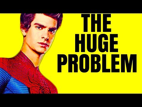 The Problem With Andrew Garfields Spider-Man