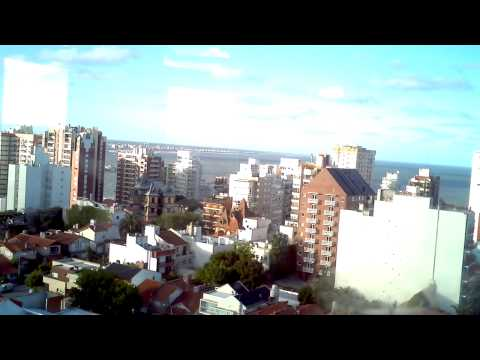 Mar del plata, vista panoramica