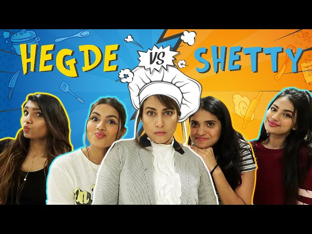 SIBLINGS COOKING COMPETITION 👩🍳| Aashna Hegde