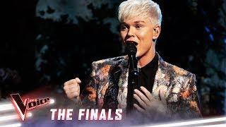 The Finals: Jack Vidgen sings 'Rise Up' | The Voice Australia 2019
