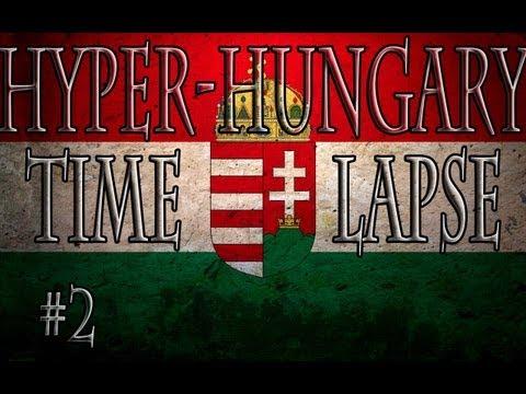 Crusader Kings 2 Hyper Hungary Time Lapse (2)