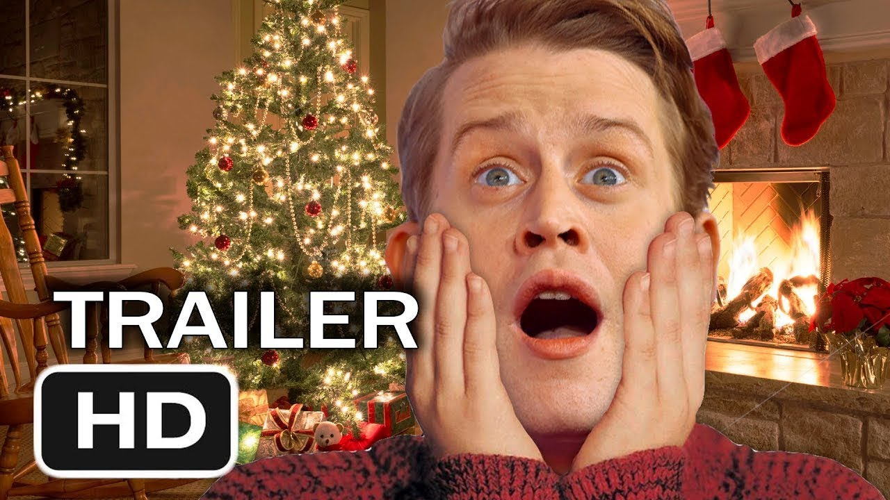 HOME ALONE CHRISTMAS REUNION 2019 MOVIE TRAILER