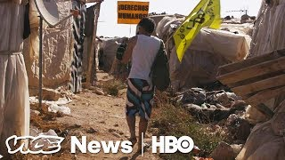 Spain's Sea of Plastic & Opioid Emergency: VICE News Tonight on HBO Full Episode