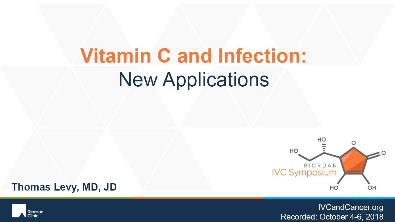 Vitamin C and Infection: New Applications - YouTube