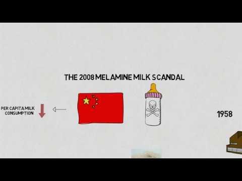 The 2008 Melamine Milk Scandal