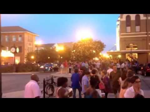 First Friday Downtown Bryan Texas