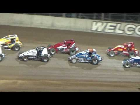 JJ Hughes @ Lawrenceburg Speedway 08-06-2016
