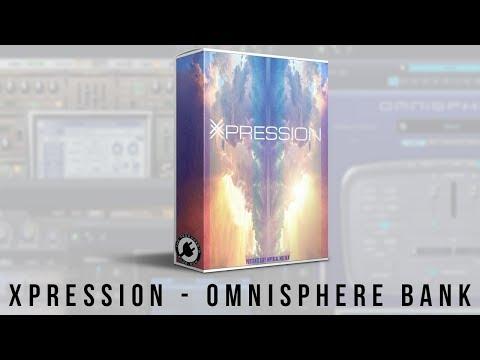 Xpression - Omnisphere Preset Bank - The Producer's Plug