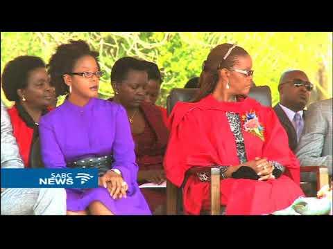 Grace Mugabe returns to Zimbabwe