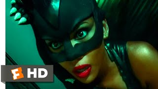 Catwoman (2004) - Beauty or Death Scene (10/10) | Movieclips