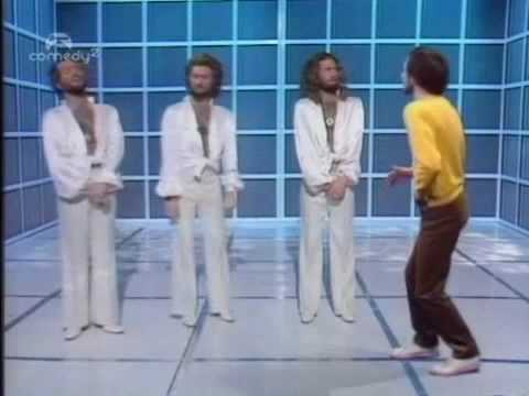 Kenny Everett - The Bee Gees Interview