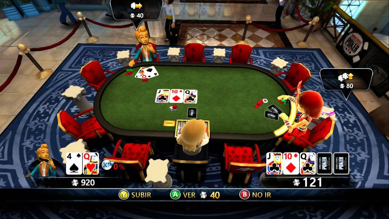World Pro Poker